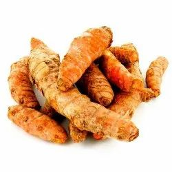 Curcuma Longa Finger Organic Fresh Turmeric Gath, For Food, Packaging Size: 1 Kg
