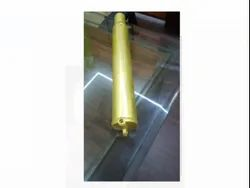 Manual pump brass barrel