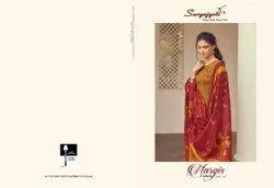 44-45 Suryajyoti Nargis Cotton Vol 14 Cotton Dress Material