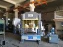 OMKAR Make Power Operated Hydraulic Press Machine - 5 Ton