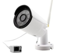 Day & Night Vision Wireless CCTV Bullet Camera