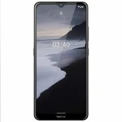 Black Nokia 2.4 Ds, Memory Size: 64gb, Screen Size: 6.5 Inch