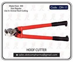 Dotcom Pharma Mild Steel Hoof Cutter, For Veterinary Purpose, Size: Large