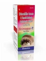 Brimonidine Tartrate & Timolol Maleate Eye Drops