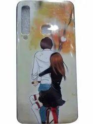 Plastic HTC Mobile Cover