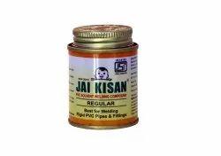 100 Ml Jai Kisan Regular PVC Solvent Welding Compound