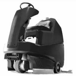 Ride On Scrubber Drier - TT (Premium)