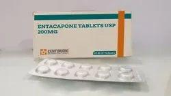 Entacapone Tablets USP 200mg
