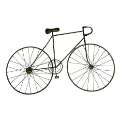 Ms Black KHC 148 Decorative Cycle, Size: 10x18 Inches