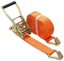 A tie down strap