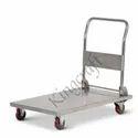 Stainless Steel Folding Platform Trolley