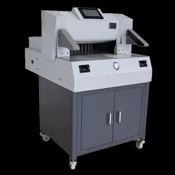 Electric Paper Cutting Machine 500V9 / 19