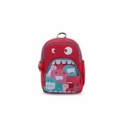 Harissons Unisex Monster 19L Primary Kids Backpack, Capacity: 19 Litres