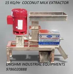 Coconut Milk Making Machine