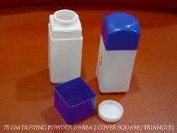75 Gm Dusting Powder Dabba