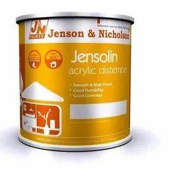 Jenson & Nicholson Emulsion Paints