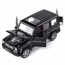 Black Metal Kids Car Toy