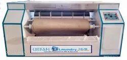 Automatic Pattu Saree Ironing Machine, Model Name/Number: 1500 X 400 Mm,1500 X 600mm, 1 Unit Per Hour