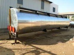 Bitumen Tank Round Type (''O'' Shape)