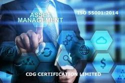 ISO 55001:2014 Certification Services in India