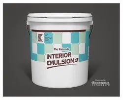 High Sheen Wall Surface Acrylic Interior Emulsion Paints