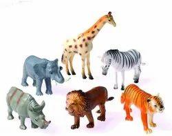 Zoo Animal Plastic Toy