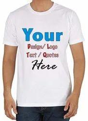 Mens Custom Printed Dry Fit T shirt