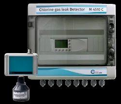 M 4510 C Chlorine Gas Leak Detector