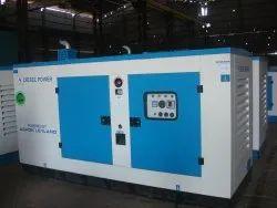 AL2CTIDG1 Ashok Leyland 30 KVA Silent Diesel Generator, 3 Phase