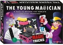 Kids Magic Toy Set / The Young Magician Toy Kit Box