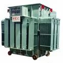 Three Phase Digital Automatic Voltage Stabilizer 2500 Kva, Current Capacity: 3600 Amps, 340 - 480