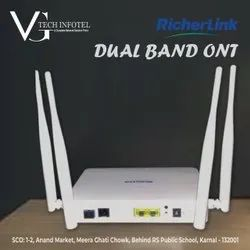 Dual Band ONT Router