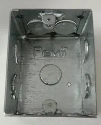 Electrical Wall Mounted Galvanized Steel Box