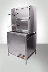 Stainless Steel Idli Steamer, For Restaurant, 230 V