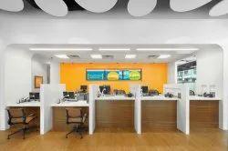 Bank Interior Designer