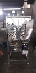 Horizontal Rectangular Autoclave Machine Semi-automatic For Industry