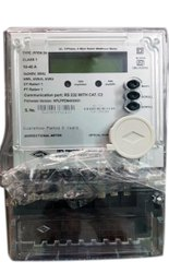 10-40A Digital HPL Three Phase LCD Watt Hour Meter
