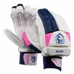Neon Batting Cricket Gloves