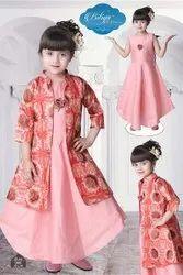 Kids Satin Premium Gowns