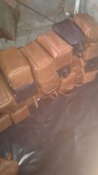 Toiletry Leather Bags