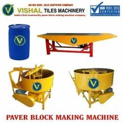 Paving Block Making Machinery
