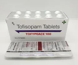 Tofisopam Tablets( Tofypeace 100 )