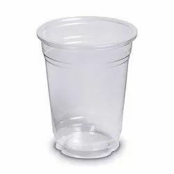 Transparent Plain Arham Plastic Glass 180 mL Set Of 100