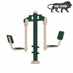 Outdoor Gym Leg Press Machine