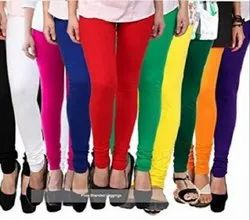Ruby Style Straight Fit Hosiery Leggings, Size: Free Size