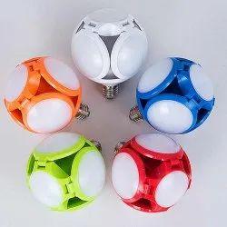 Paykars Ceramic Football LED light, Lighting Color: Cool White