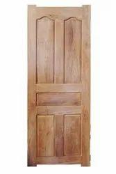 Brown Wooden Main Door, For Home