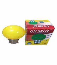 Light Bulb 0.5W Yellow LED Night Blub