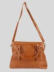 Ladies Leather Sling Shoulder Bag