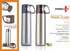 H43 Power Plus Vacuumized Travel Flask (500 Ml Approx)